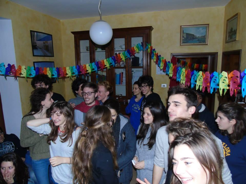 Feste, feste, feste...
